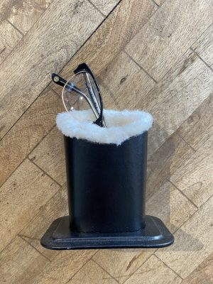 Fur Eyeglasses Caddy